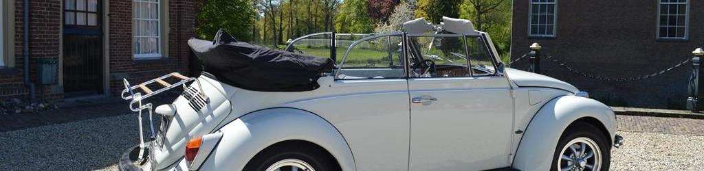 Trouwauto Volkswagen Kever